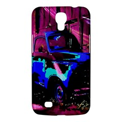 Abstract Artwork Of A Old Truck Samsung Galaxy Mega 6 3  I9200 Hardshell Case by Nexatart