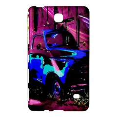 Abstract Artwork Of A Old Truck Samsung Galaxy Tab 4 (8 ) Hardshell Case  by Nexatart