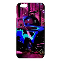 Abstract Artwork Of A Old Truck Iphone 6 Plus/6s Plus Tpu Case by Nexatart