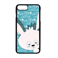 Easter bunny  Apple iPhone 7 Plus Seamless Case (Black) by Valentinaart