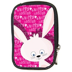 Easter Bunny  Compact Camera Cases by Valentinaart