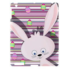 Easter Bunny  Apple Ipad 3/4 Hardshell Case by Valentinaart