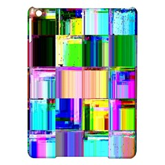 Glitch Art Abstract Ipad Air Hardshell Cases by Nexatart