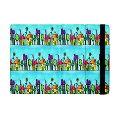 Colourful Street A Completely Seamless Tile Able Design Ipad Mini 2 Flip Cases