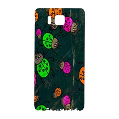 Cartoon Grunge Beetle Wallpaper Background Samsung Galaxy Alpha Hardshell Back Case