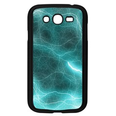Light Web Colorful Web Of Crazy Lightening Samsung Galaxy Grand Duos I9082 Case (black)