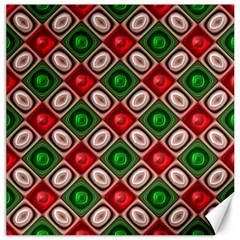 Gem Texture A Completely Seamless Tile Able Background Design Canvas 16  X 16   by Nexatart