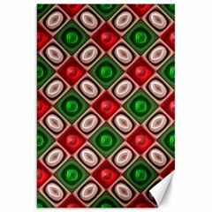 Gem Texture A Completely Seamless Tile Able Background Design Canvas 20  X 30   by Nexatart
