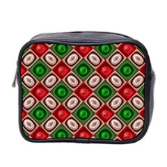 Gem Texture A Completely Seamless Tile Able Background Design Mini Toiletries Bag 2 Side by Nexatart