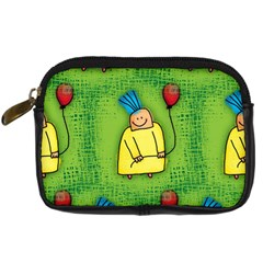 Party Kid A Completely Seamless Tile Able Design Digital Camera Cases