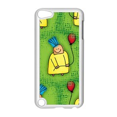 Party Kid A Completely Seamless Tile Able Design Apple Ipod Touch 5 Case (white)