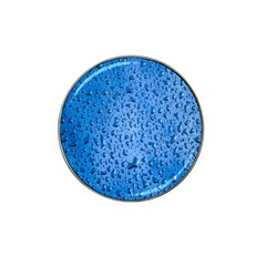 Water Drops On Car Hat Clip Ball Marker (10 Pack)