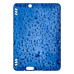 Water Drops On Car Kindle Fire Hdx Hardshell Case by Nexatart