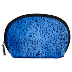 Water Drops On Car Accessory Pouches (large)