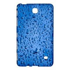 Water Drops On Car Samsung Galaxy Tab 4 (7 ) Hardshell Case  by Nexatart