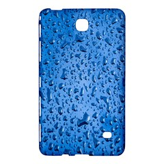 Water Drops On Car Samsung Galaxy Tab 4 (8 ) Hardshell Case  by Nexatart