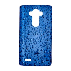 Water Drops On Car Lg G4 Hardshell Case by Nexatart