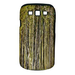 Bamboo Trees Background Samsung Galaxy S Iii Classic Hardshell Case (pc+silicone) by Nexatart