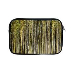 Bamboo Trees Background Apple Ipad Mini Zipper Cases by Nexatart