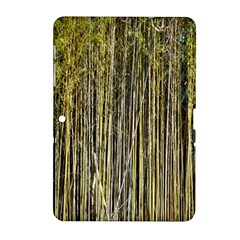 Bamboo Trees Background Samsung Galaxy Tab 2 (10 1 ) P5100 Hardshell Case