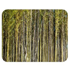 Bamboo Trees Background Double Sided Flano Blanket (medium)