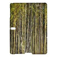 Bamboo Trees Background Samsung Galaxy Tab S (10 5 ) Hardshell Case  by Nexatart