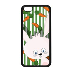Easter Bunny  Apple Iphone 5c Seamless Case (black) by Valentinaart