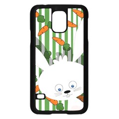 Easter Bunny  Samsung Galaxy S5 Case (black)