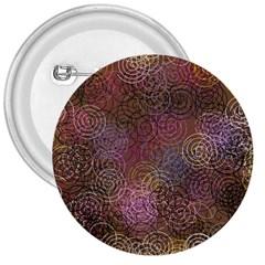 2000 Spirals Many Colorful Spirals 3  Buttons by Nexatart