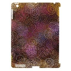 2000 Spirals Many Colorful Spirals Apple Ipad 3/4 Hardshell Case (compatible With Smart Cover)