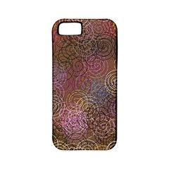 2000 Spirals Many Colorful Spirals Apple Iphone 5 Classic Hardshell Case (pc+silicone) by Nexatart