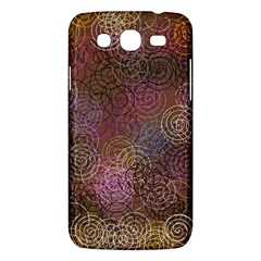 2000 Spirals Many Colorful Spirals Samsung Galaxy Mega 5 8 I9152 Hardshell Case  by Nexatart