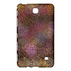 2000 Spirals Many Colorful Spirals Samsung Galaxy Tab 4 (7 ) Hardshell Case  by Nexatart