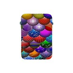 Fun Balls Pattern Colorful And Ornamental Balls Pattern Background Apple Ipad Mini Protective Soft Cases by Nexatart