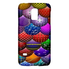 Fun Balls Pattern Colorful And Ornamental Balls Pattern Background Galaxy S5 Mini