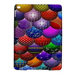 Fun Balls Pattern Colorful And Ornamental Balls Pattern Background Ipad Air 2 Hardshell Cases