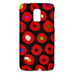 Polka Dot Texture Digitally Created Abstract Polka Dot Design Galaxy S5 Mini