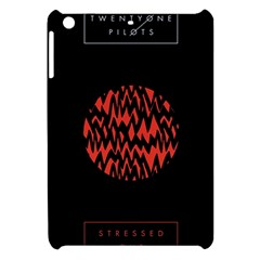 Albums By Twenty One Pilots Stressed Out Apple Ipad Mini Hardshell Case by Onesevenart