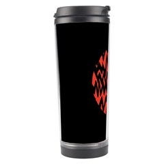 Albums By Twenty One Pilots Stressed Out Travel Tumbler by Onesevenart