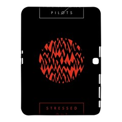 Albums By Twenty One Pilots Stressed Out Samsung Galaxy Tab 4 (10 1 ) Hardshell Case  by Onesevenart