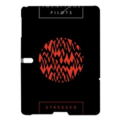 Albums By Twenty One Pilots Stressed Out Samsung Galaxy Tab S (10 5 ) Hardshell Case  by Onesevenart