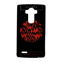 Albums By Twenty One Pilots Stressed Out Lg G4 Hardshell Case by Onesevenart
