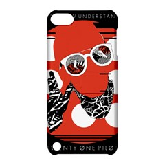 Twenty One Pilots Poster Contest Entry Apple Ipod Touch 5 Hardshell Case With Stand by Onesevenart