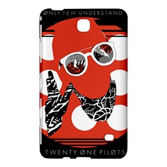 Twenty One Pilots Poster Contest Entry Samsung Galaxy Tab 4 (7 ) Hardshell Case  by Onesevenart