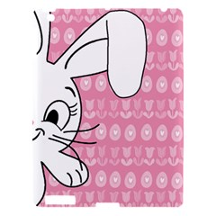 Easter Bunny  Apple Ipad 3/4 Hardshell Case