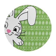 Easter Bunny  Ornament (round) by Valentinaart