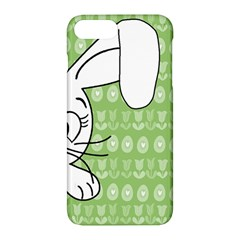 Easter Bunny  Apple Iphone 7 Plus Hardshell Case by Valentinaart