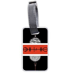 Poster Twenty One Pilots Luggage Tags (one Side)  by Onesevenart