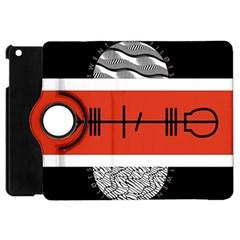 Poster Twenty One Pilots Apple Ipad Mini Flip 360 Case by Onesevenart