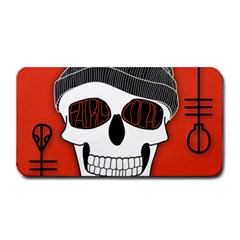 Poster Twenty One Pilots Skull Medium Bar Mats by Onesevenart